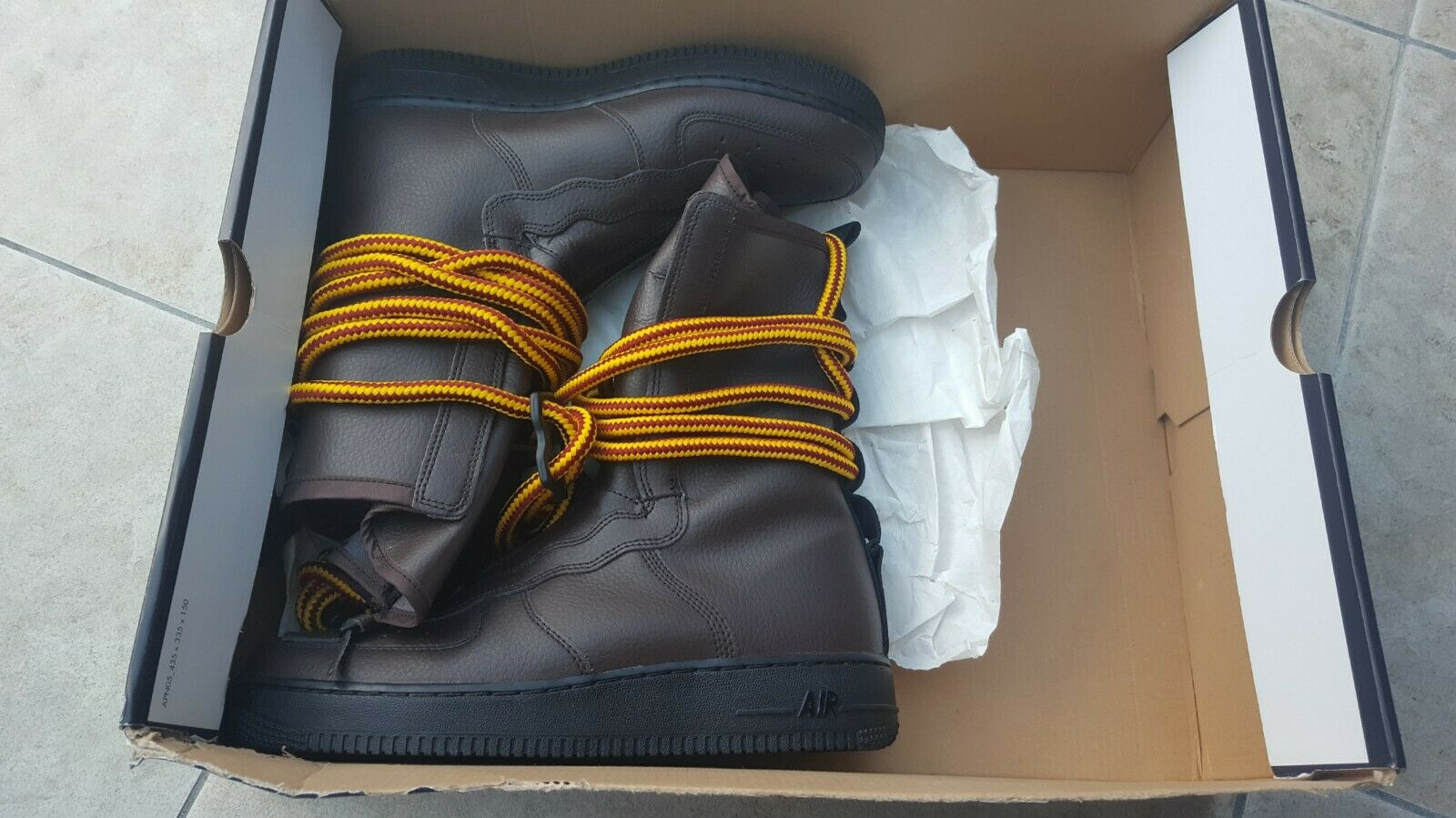 Hi Taille af1 SF Nike 43 Model Air 1 Force Air bottes Max