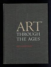 Gardner, Helen; Art Through the Ages. Fifth Edition. Harcourt, Brace 1959 VG