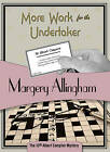 More Work for the Undertaker by Margery Allingham (Paperback / softback, 2010)