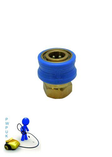 compact libération rapide 11.6mm x 1//4 F accouplement