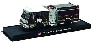 ALF-Eagle-Pumper-2006-Fire-Truck-Diecast-1-64-model-Amercom-GB-7