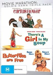 Movie-Marathon-Goldie-Hawn-Triple-Pack-Cactus-Flower-There-039-s-A-Girl-In-My-So