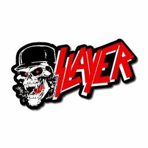Slayer-Sticker-Decal-Thrash-Heavy-Metal-Band-Music-CD-Album-Car-Laptop