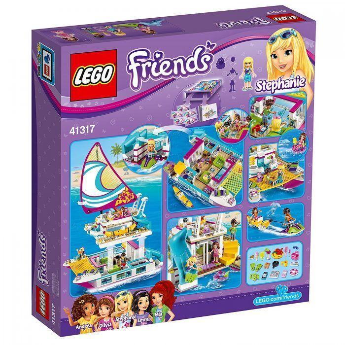 LEGO Friends Sunshine Catamaran – 41317