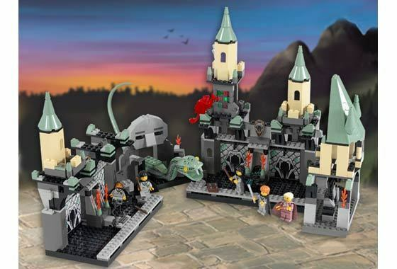 Lego 4730 Harry Potter CHAMBER OF OF OF SECRETS Complete w/Instructions d44a11