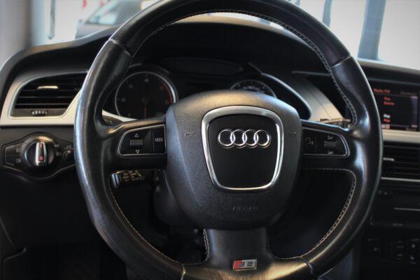 Audi A4 2,0 TDi 143 billede 8