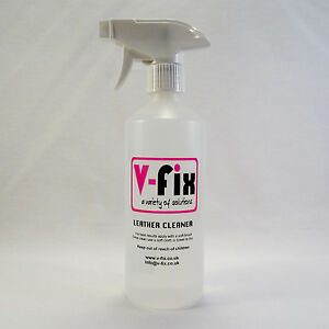 Professional-Leather-Cleaner-Easy-Dirt-Removal-Cleans-amp-Deodorizes-500ml