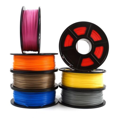 3D Printer Filament PLA ABS 1.75mm 1kg/2.2lb 3d plastic consumables material