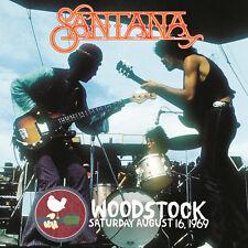 Santana - Live at Woodstock - New Limited Vinyl - Record Store Day - RSD 2017
