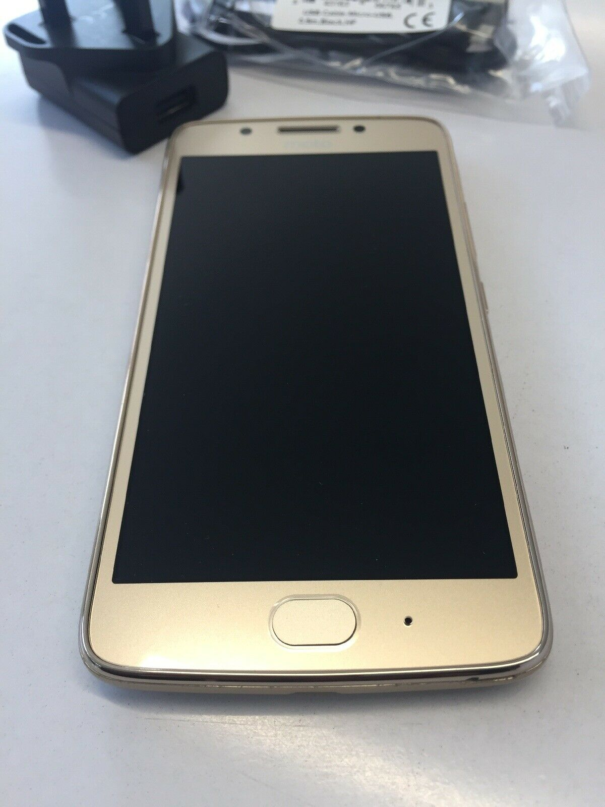 MOTOROLA G5 GOLD SIMFREE UNLOCKED  - NEXT DAY UK