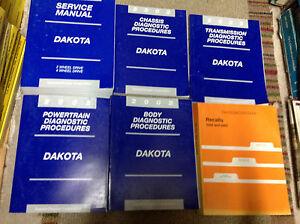 Dodge dakota 2002 owners manual