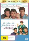 Three Men And A Baby  / Three Men And A Little Lady (DVD, 2008, 2-Disc Set)