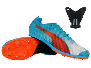 db51d846b55 Image is loading Puma-evoSpeed-Star-v4-Running-Sprint-Shoes-Spikes-
