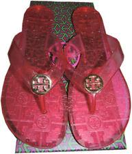 92897efb2a0 item 5 Tory Burch Pink Thongs Sandals Jelly Gold Logo Flip Flop Slide 9.5 -Tory  Burch Pink Thongs Sandals Jelly Gold Logo Flip Flop Slide 9.5