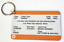 Personalised-Train-Ticket-Keyring-Anniversary-Valentines-Gift-For-Husband-Wife thumbnail 2