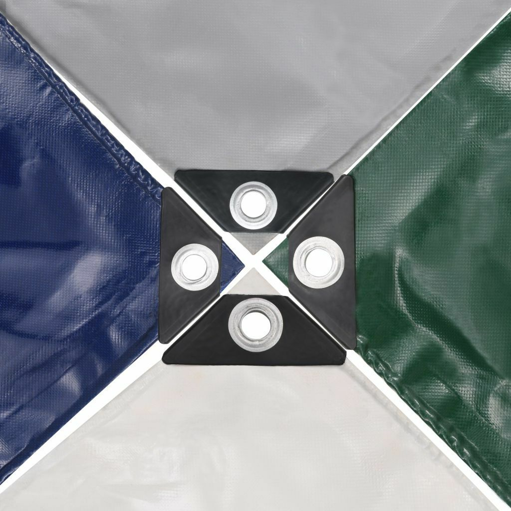VidaXL Tarpaulin 650g m² Water-resistant Cover Sheet Multi Sizes Multi Colours