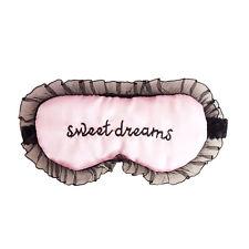 Lace Sleeping Eye Mask Blindfold Shade Sleep Aid 5 Kinds For Choose SOL