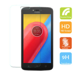 9H-Tempered-Glass-Film-Screen-Protector-for-New-Motorola-Moto-C-amp-C-Plus