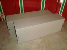 LGB 40670 SERIES BOX CAR BACK OPENING OUTER CARDBOARD BOX SLEEVES 2 PIECES!
