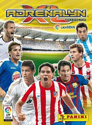 Edicion Especial Special Edition Adrenalyn XL Liga BBVA 2012//2013