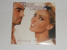 Indra & Frédéric Lerner - Besoin de vous - cd single