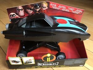 Incredibles 2 Jumping Incredible Vehicle Toy