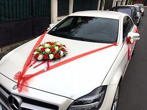 Kit,decoration,mariage,pour,voiture,complet,tout,en,