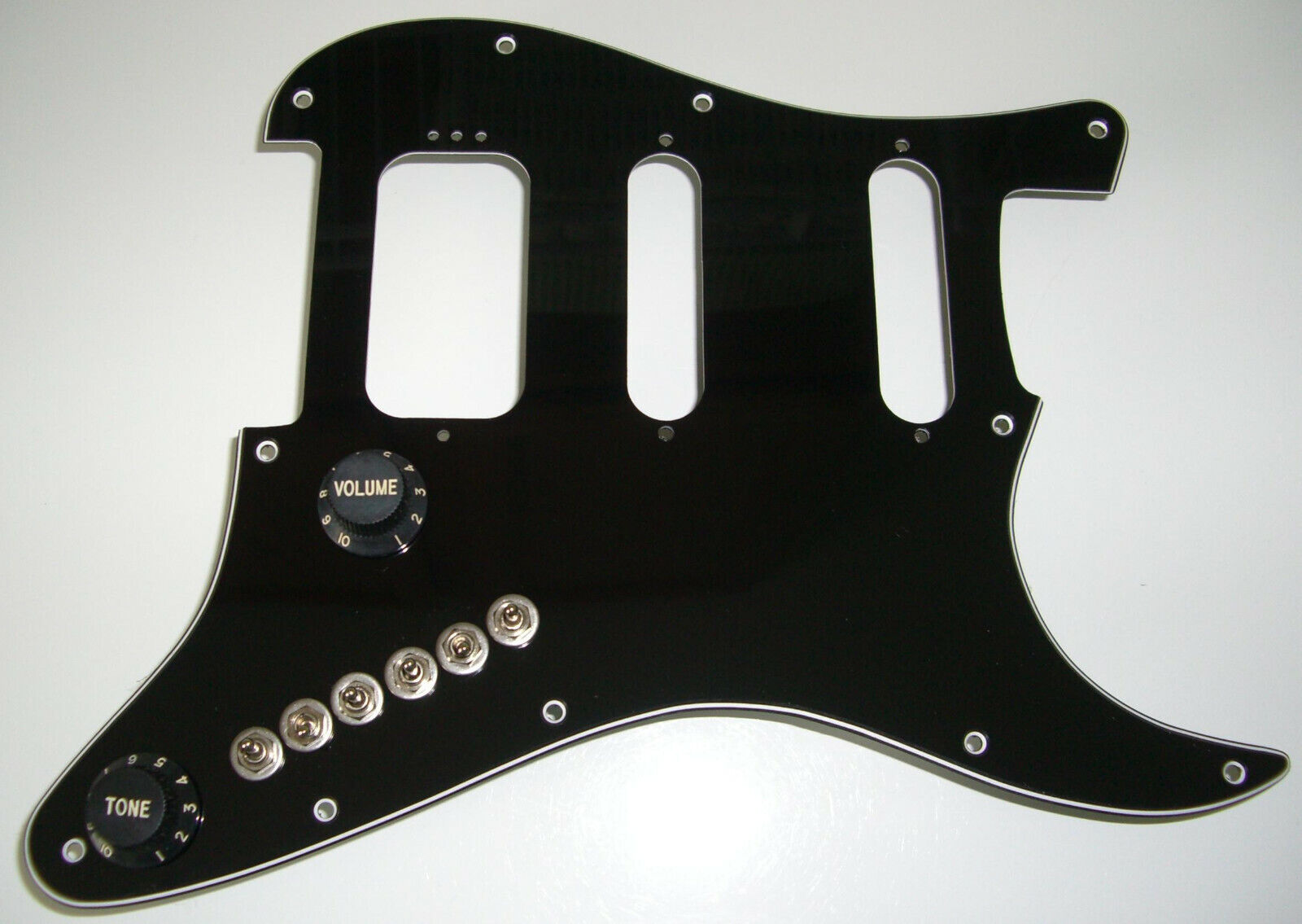 Bare Upgrade Fits Fender HSS Stratocaster Get 35 Blaus Jazz Metal Country Tones