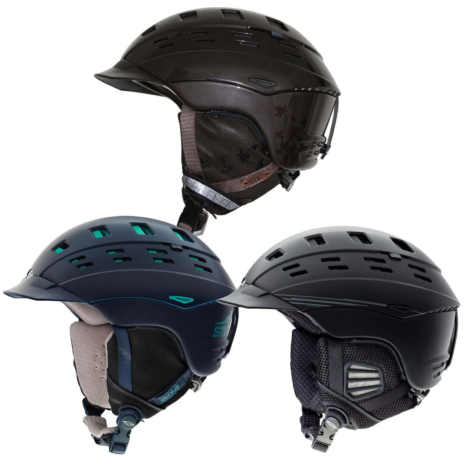 Smith Variant Brim Ski Helmet Snowboard Predection New