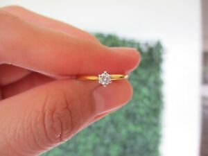 13-Carat-Diamond-Engagement-Ring-14K-Twotone-Gold-ER355-Sep