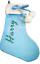 Personalised Christmas stockings family set santa sack xmas Glitter sequin