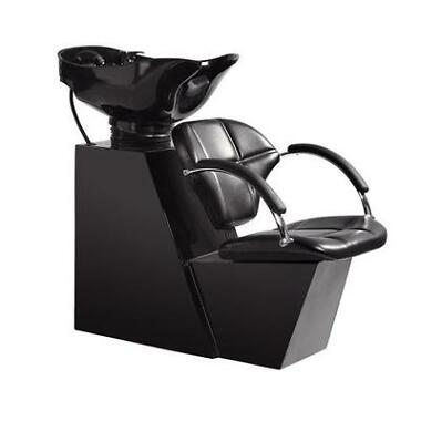 Backwash Shampoo Bowl Sink Chair
