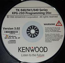 KENWOOD KPG-101d v2.40 Program Software for TK-2170K TK-3170K
