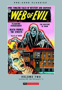 Web-of-Evil-Vol-2-Pre-Code-Golden-Age-Quality-Hardcover-PS-Artbooks-2015