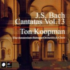 Ton Koopman - Cantatas 13 [New CD]