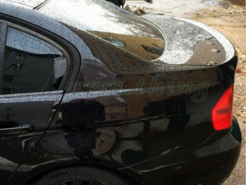 Estoque EUA Pintado Para Bmw E90 4D Sedan OE Tipo Trunk Spoiler M3 330i #475