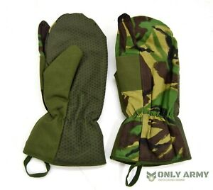 British-Army-Cold-Weather-Mittens-Fur-Lined-Leather-Palms-Military-Arctic-Gloves