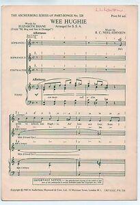 Wee-Hughie-Sheet-Music