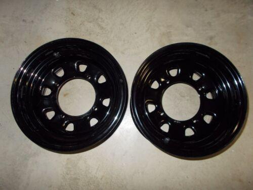 Rims Steel Wheels Front Yamaha Kodiak Big Bear 400 450 Grizzly 660 700 2