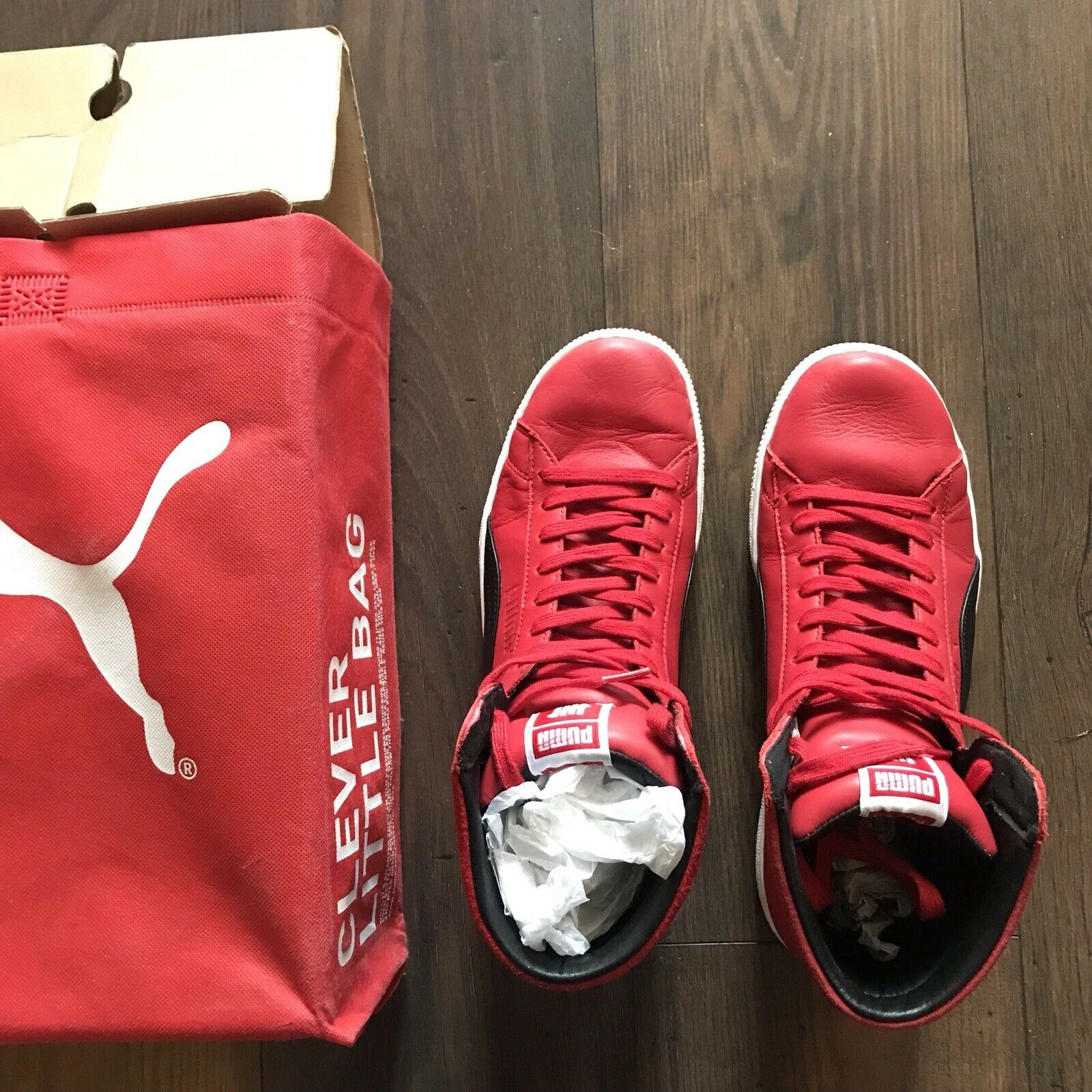 PUMA X X X UNDEFEATED Snake Skin - Size 10 529bed