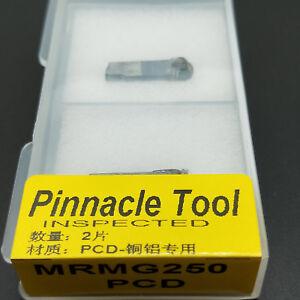 2pcs-MRMG250-PCD-Used-for-Aluminum-Turning-Insert-CNC-Lathe