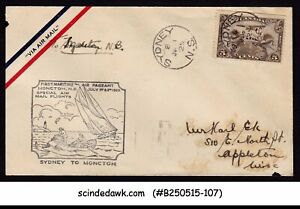 CANADA-1929-1st-MARITIME-AIR-PAGEANT-AIR-MAIL-SYDNEY-to-MONOTON-FFC