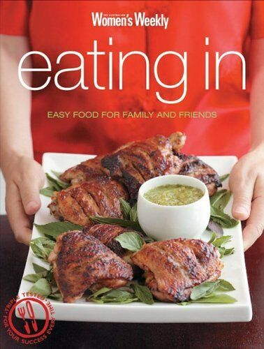 1 of 1 - The Australian Women's Weekly - Eating In Easy Food for Family Cookbook Womens