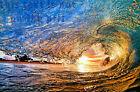 SEA WAVE AUSTRALIAN POSTER 61x91 (24x36inch) POSTER