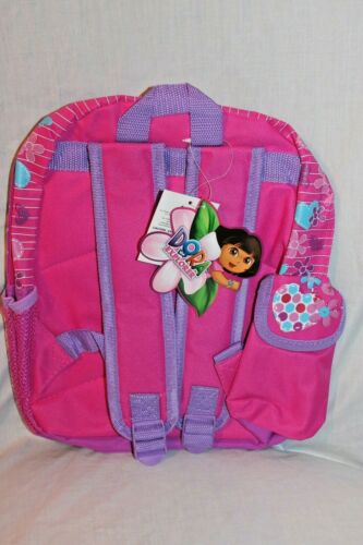 """NEW WITH TAG DORA THE EXPLORER SMALL 12/"""" X 10/""""  BACKPACK"""