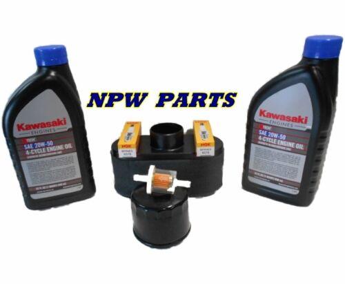 NPW Tune Up Kit Kawasaki 99969-6426 FR FS 481V 541V 600V 651V 691V 730V 20W-50
