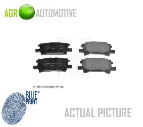 BLUE PRINT REAR BRAKE PADS SET BRAKING PADS OE REPLACEMENT ADT342154