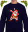 CHRISTMAS DAB JUMPER SWEATER XMAS FESTIVE FUNNY JOKE DESIGN COOL TOP