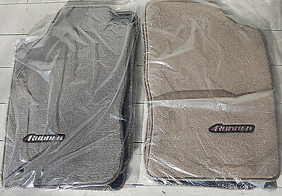 1999 Passenger /& Rear 2002 Mitsubishi Mirage Coupe Red Oriental Driver 2001 GGBAILEY D4010A-S1A-RD-IS Custom Fit Automotive Carpet Floor Mats for 1997 2000 1998