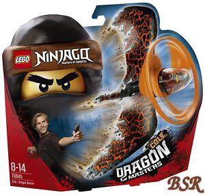 LEGO-Ninjago-70645-Drachenmeister-Cole-NEU-amp-OVP
